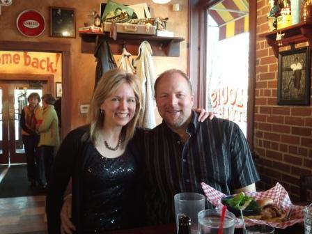 Michelle Stimpson & Bill Stimpson_Famous Dave's