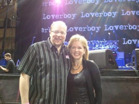 Bill Stimpson & Michelle Stimpson_Journey Concert_Tyson Events Center