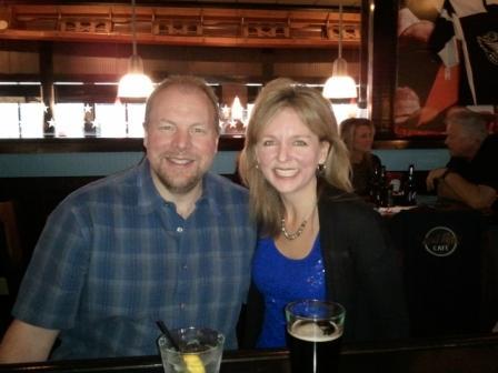 Bill Stimpson & Michelle Stimpson_TGI Friday's