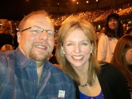 Bill Stimpson & Michelle Stimpson_Journey Concert