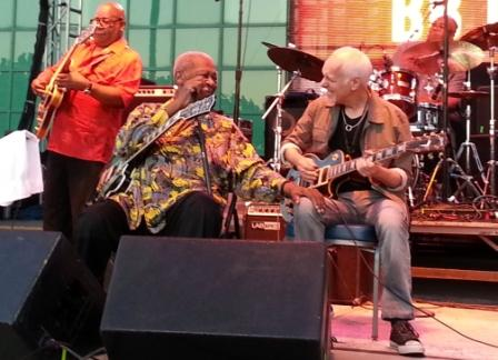 B.B. King & Peter Frampton