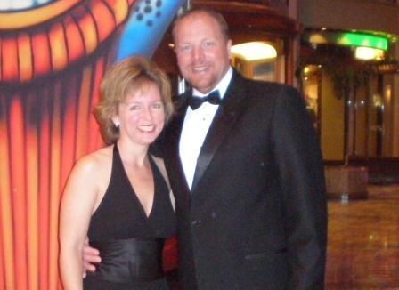 Michelle Stimpson & Bill Stimpson_Caribbean Cruise