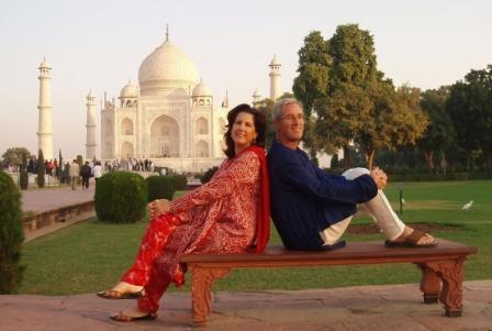 Arielle Ford & Brian Hilliard_Taj Mahal