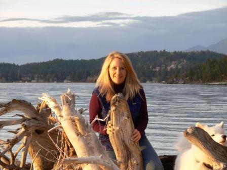 Gail Lynne Goodwin_Flathead Lake, Bigfork, Montana