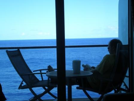 Bill Stimpson_Ship Balcony