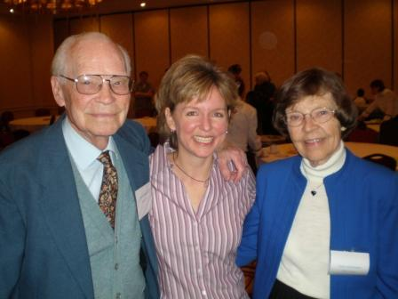 Michelle Stimpson & Grandparents