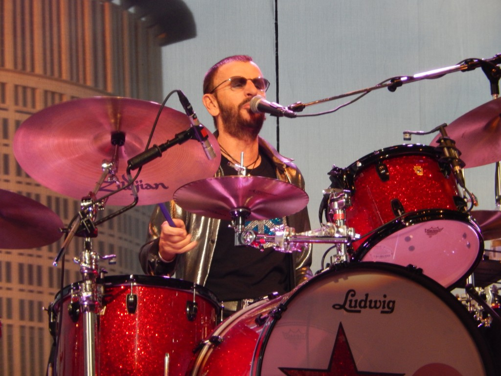 Ringo Starr and His All Starr Band_Jacobs Pavilion_Cleveland