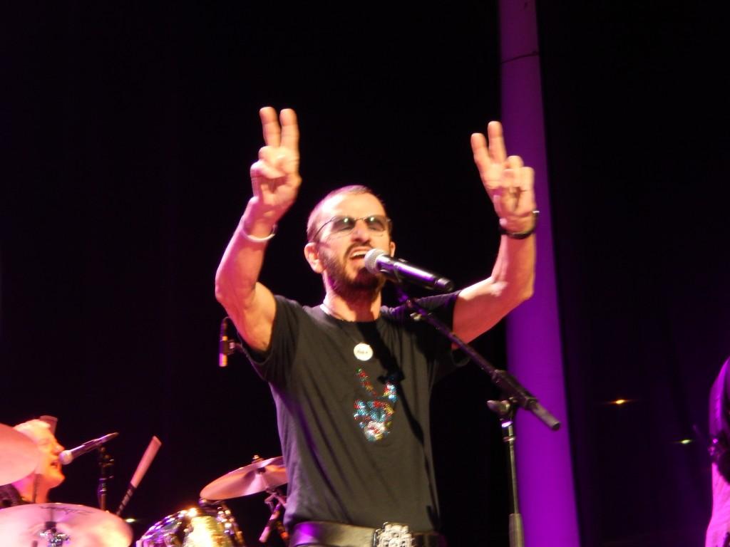 Ringo Starr_Jacobs Pavilion_Cleveland