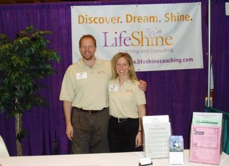 Bill Stimpson & Michelle Stimpson_LifeShine Expo
