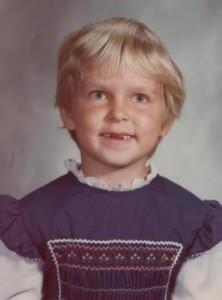 Michelle Larson 1st Grade