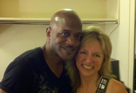 Joseph Wooten & Michelle Stimpson