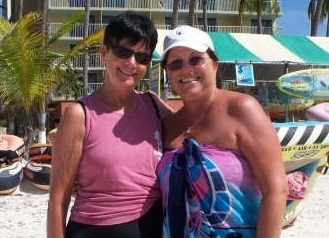 Laura & Kathy