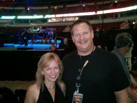 Michelle Stimpson & Dave
