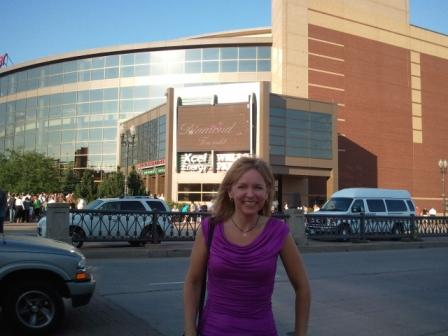 Michelle Stimpson_Xcel Energy Center