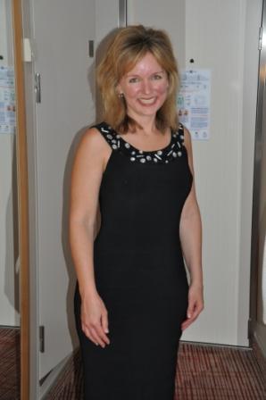 Michelle Stimpson_formal dress