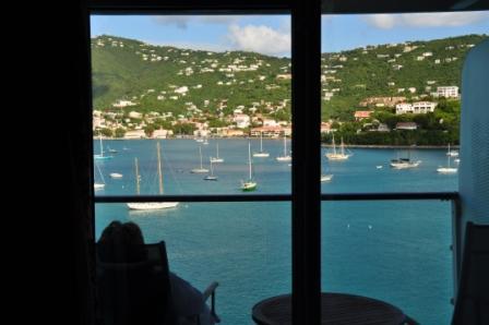 Michelle Stimpson_Ship Balcony