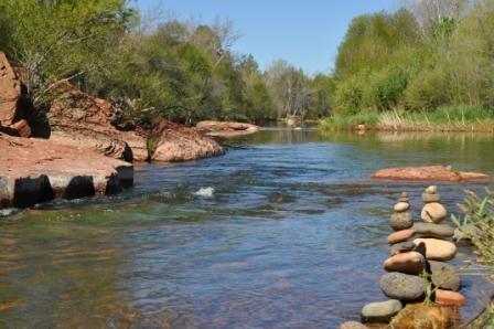 Oak Creek River_Sedona
