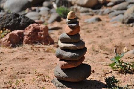 Michelle Stimpson & Bill Stimpson_Rock Tower