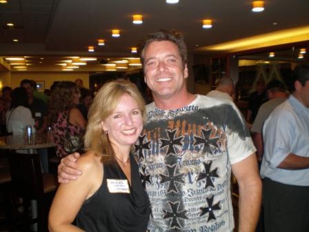 Michelle Larson Stimpson & Jeff Zwieg