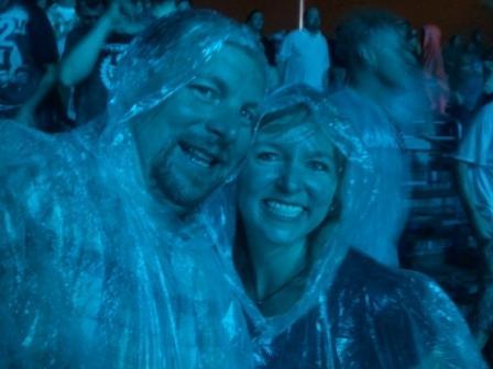 U2 Concert_Bill Stimpson & Michelle Stimpson