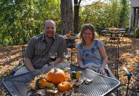 Bill Stimpson & Michelle Stimpson_Winery