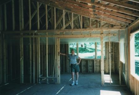 Michelle Stimpson_dream home construction