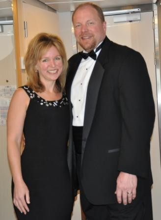 Michelle Stimpson & Bill Stimpson_Captain's Dinner