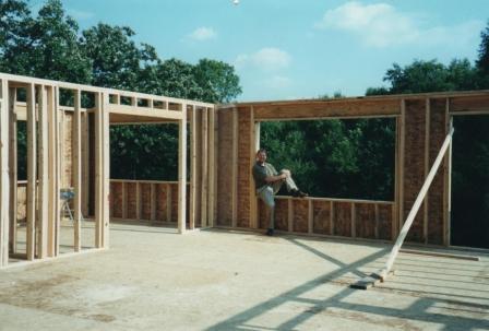 Bill Stimpson_dream home construction